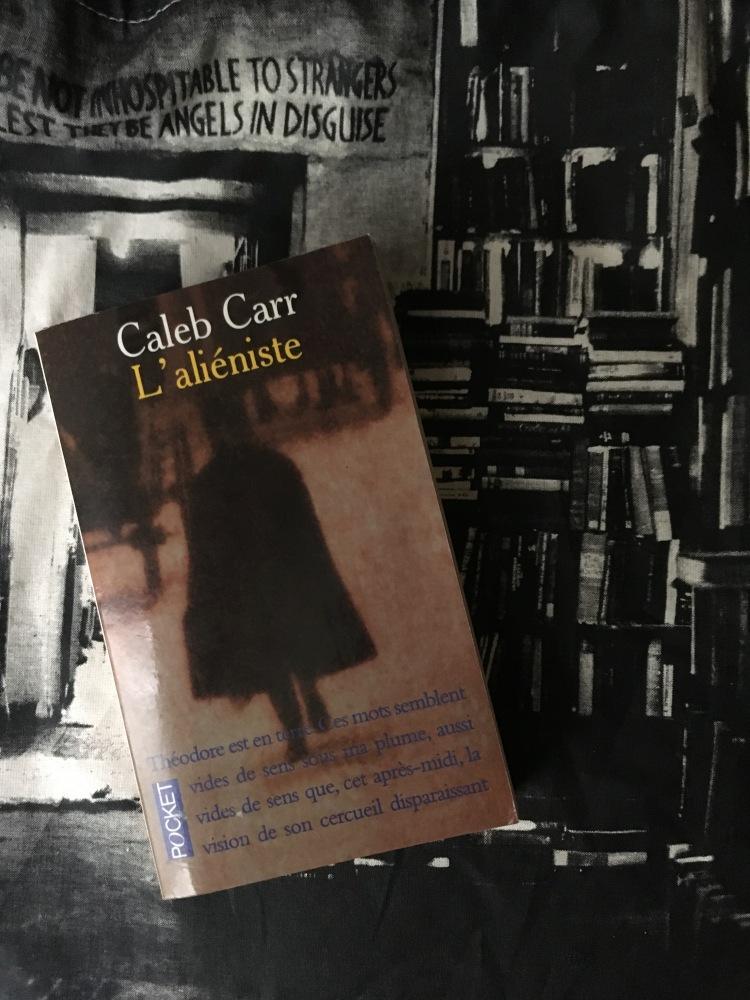 L'aliéniste-Caleb Carr