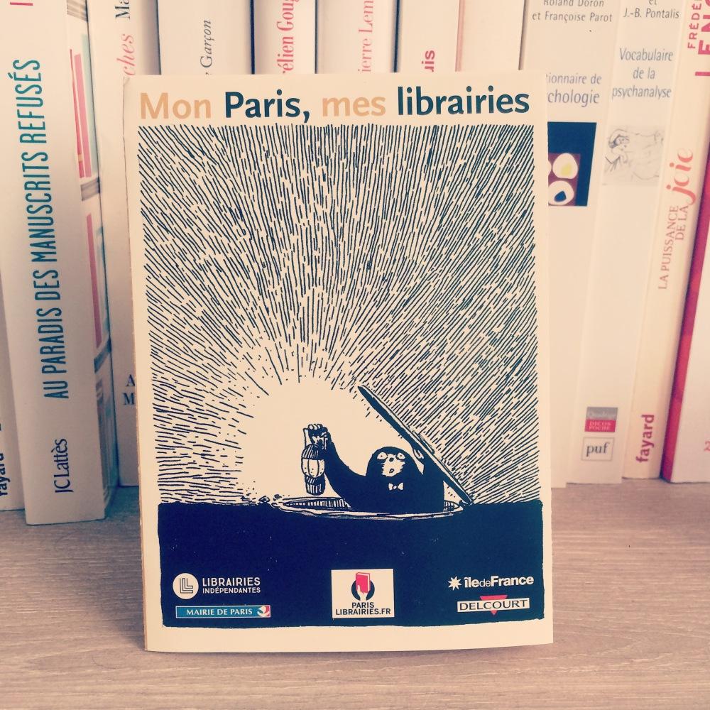 mon Paris, mes librairies