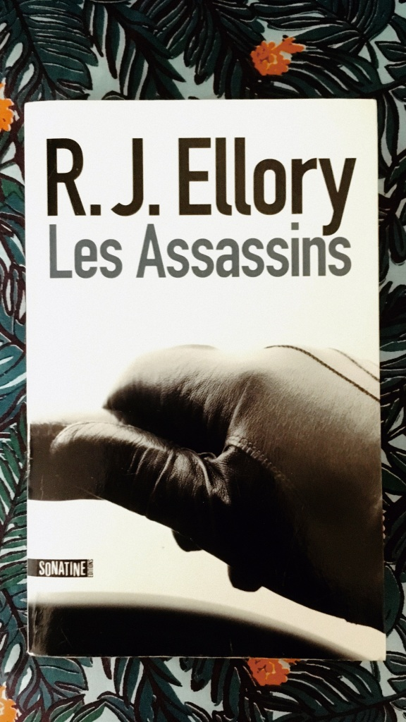 Les assassins RJ Ellory