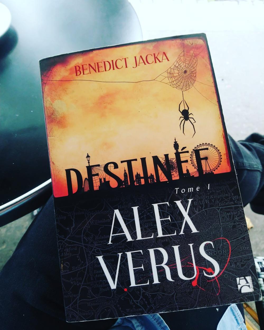 Alex Verus Destinée Tome 1