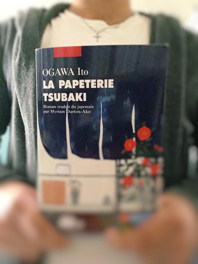La papeterie Tsubaka - Ogawa Ito