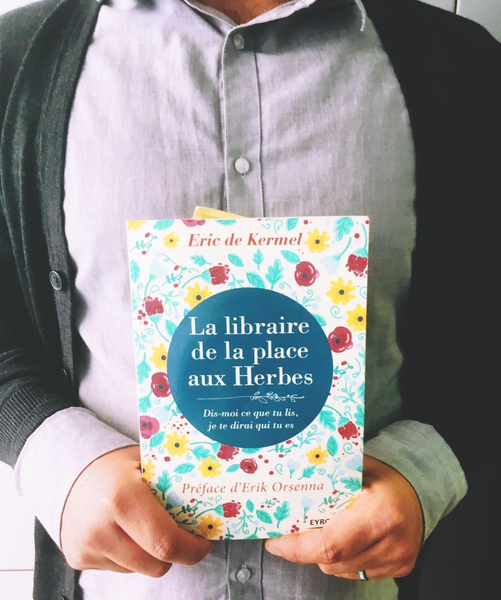 La librairie de la place aux Herbes - Eric de Kermel.JPG